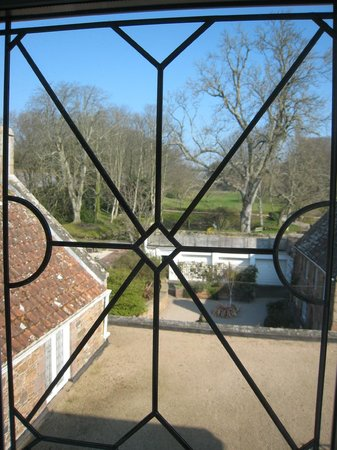 Longueville Manor Hotel: View from room 30