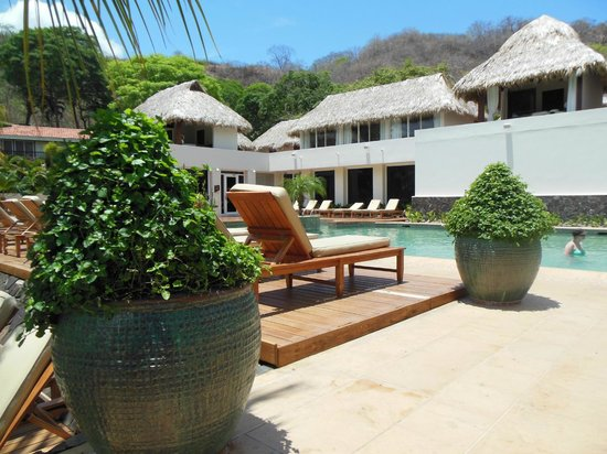 Hilton Papagayo Costa Rica Resort & Spa: The Spa Pool