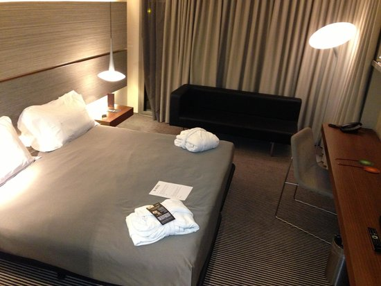 B-Hotel: Bedroom on the 7th floor