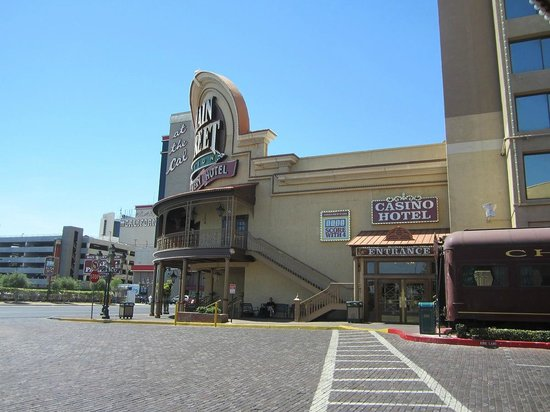 Main Street Station Hotel & Casino: Hotel