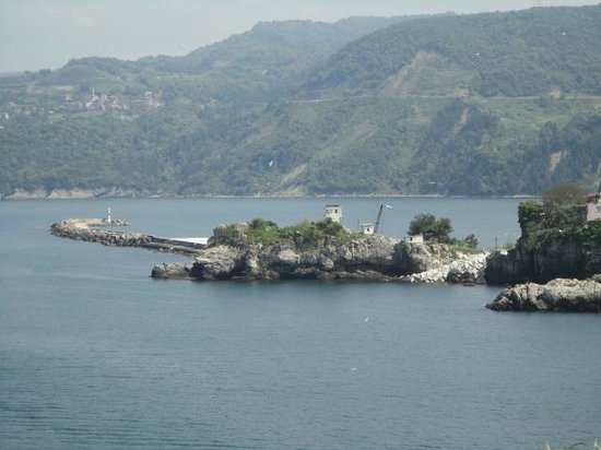 Amasra,harbour view from the castle - Picture of Amasra ...