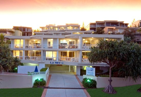 Photo of La Mer Beachfront Apartments Noosa