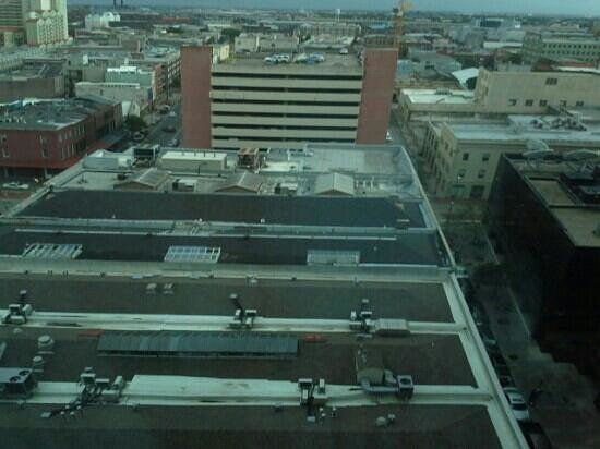 Staybridge Suites New Orleans: view from 16th floor