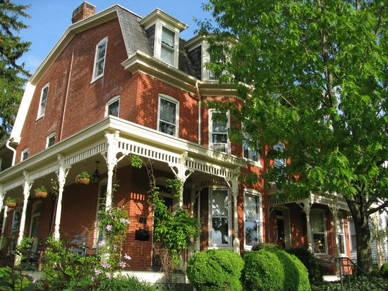 Brickhouse Inn Bed & Breakfast: Brickhouse Inn B&B