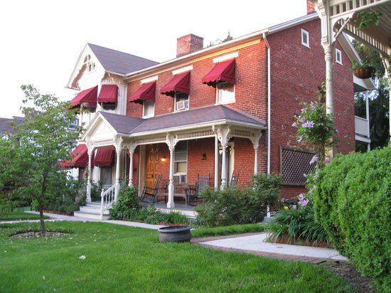 Brickhouse Inn Bed & Breakfast: Welty House