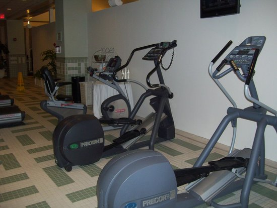 Philadelphia Airport Marriott: Gym 1
