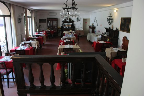 Hotel Crocini: breakfast room
