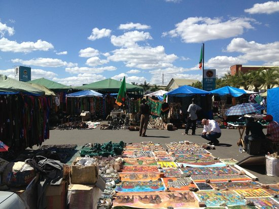 Photos of Pakati Sunday Market, Lusaka