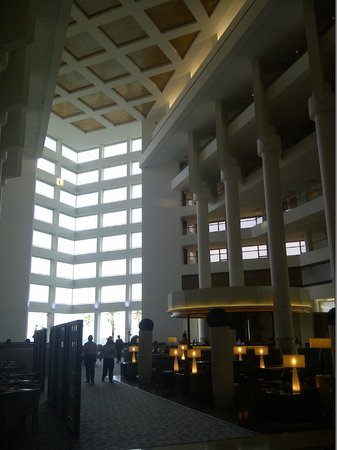 InterContinental David Tel Aviv: Main lobby