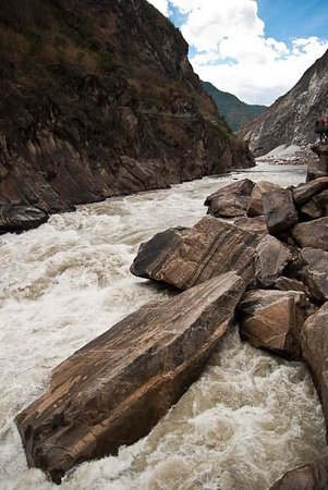 Condado de Shangri-La, China: Tiger Leaping Gorge