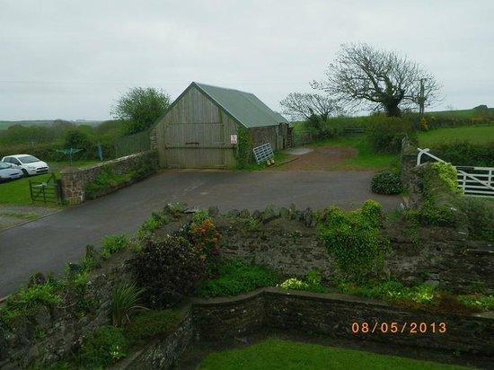 Maenllwyd guest house machynlleth wales guest house for Guest house on the mount reviews