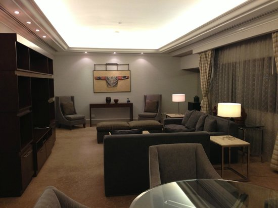 InterContinental Manila: Living Room