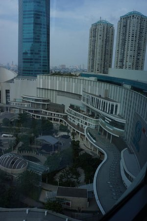 Pullman Jakarta Central Park: View outside