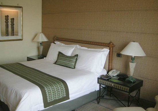 Sheraton Grande Sukhumvit, A Luxury Collection Hotel: Bed