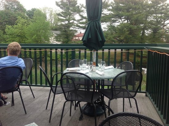 Milford, CT: Terrace