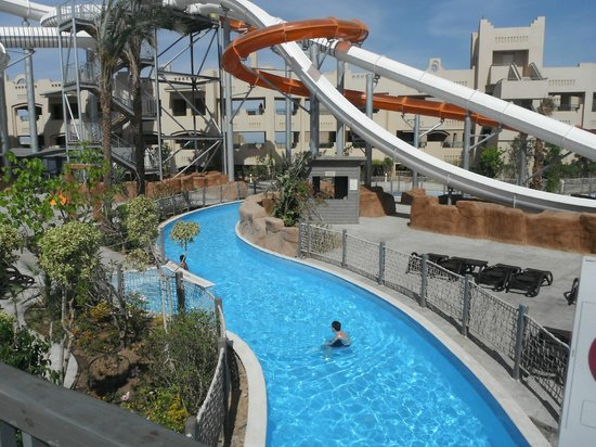 Coral Sea Waterworld Resort: Lazy River