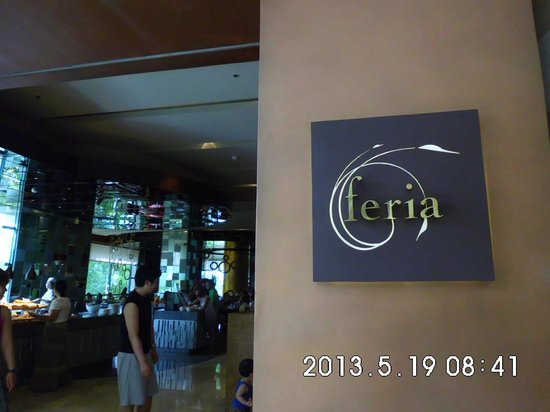 Radisson Blu Hotel Cebu: The Feria Restaurant
