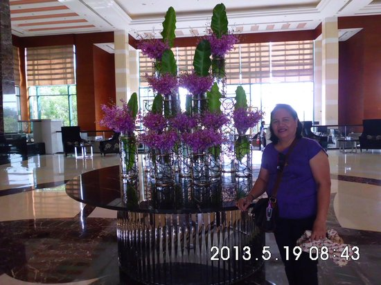 Radisson Blu Hotel Cebu: Part of the Lobby