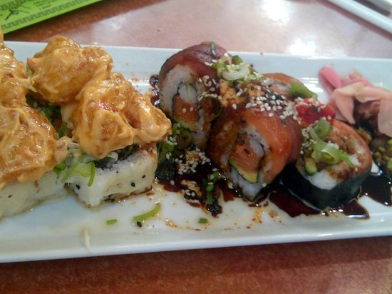 Willoughby & Co: Some of the best sushi in Cape Town