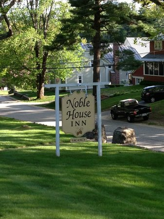 Bridgton, Μέιν: Noble House Inn