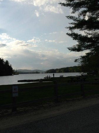 Bridgton, Μέιν: Highland Lake