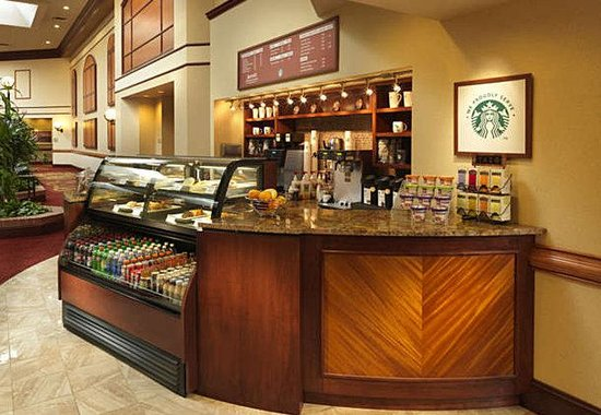 West Chester, OH: Marriott Greatroom Coffee Bar