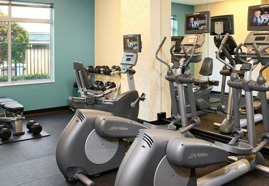 Fairfield Inn Orlando Lake Buena Vista in the Marriott Village: Fitness Center