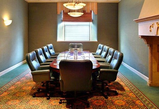Courtyard by Marriott Boston Downtown / Tremont: Executive Boardroom