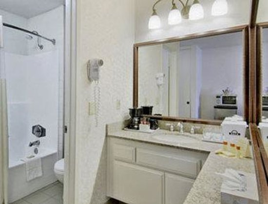 Days Hotel - Hotel Circle by SeaWorld : Bathroom