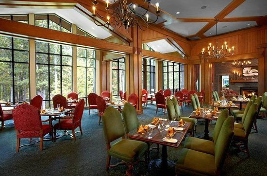 The Lodge at Woodloch: TREE Restaurant