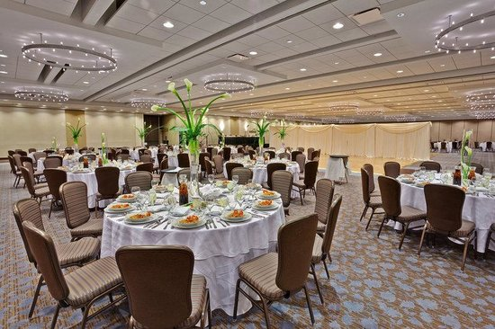 Crowne Plaza Chicago O'Hare: Banquet Room