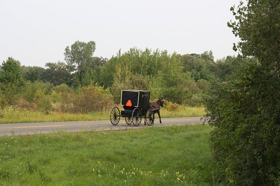Portage, WI: Very close to Amish Country!