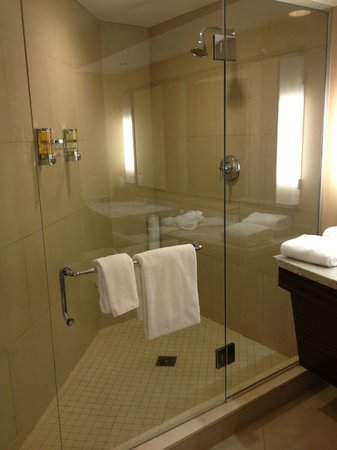 Trump Taj Mahal: My gargantuan shower in the Chairman Tower