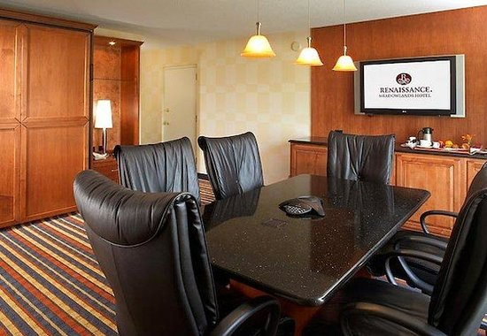 Renaissance Meadowlands Hotel: Meeting Suite