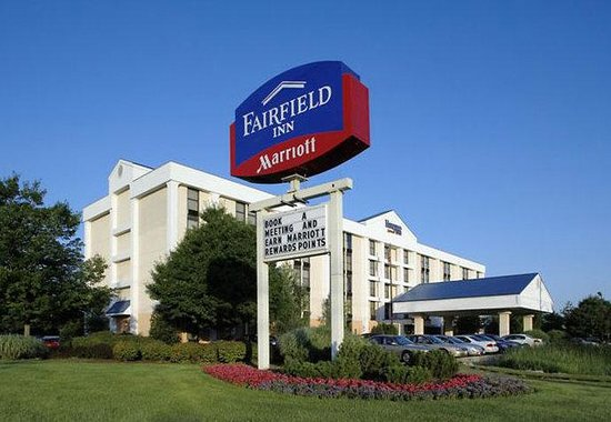 Fairfield Inn East Rutherford Meadowlands: Exterior
