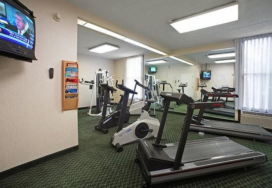 Fairfield Inn East Rutherford Meadowlands: Exercise Room