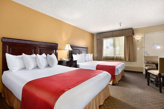 BEST WESTERN Hospitality Lane: Double Room