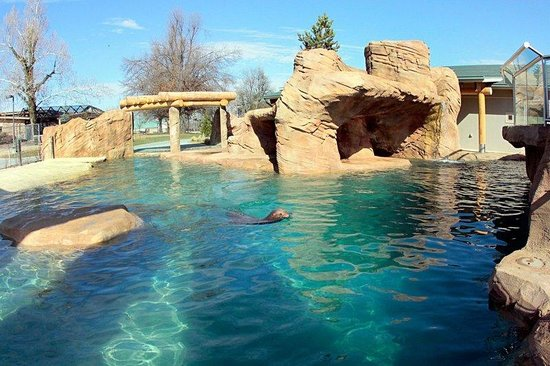 Broken Arrow, OK: Tulsa Zoo And Living Museum