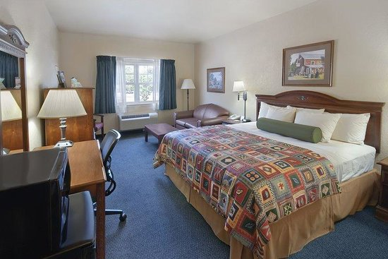 BEST WESTERN PLUS Fredericksburg: King Guest Room