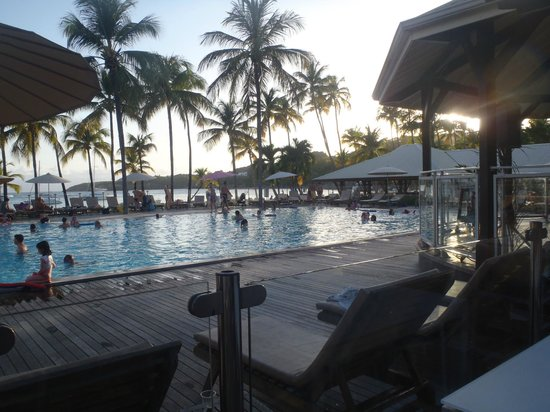 piscine picture of club med la caravelle sainte anne