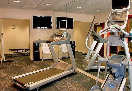 SpringHill Suites Tampa Westshore Airport: Fitness Center