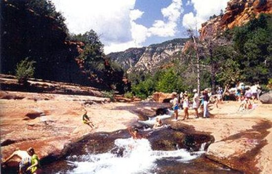 BEST WESTERN PLUS Tempe by the Mall: Sedona's Slide Rock