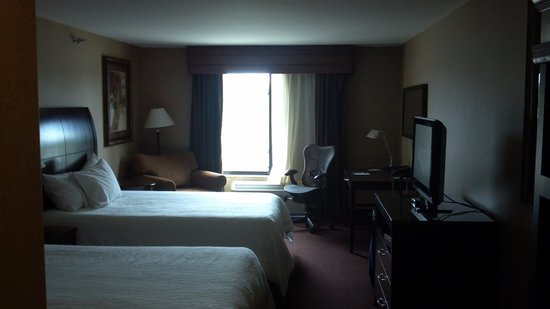 Sioux City, IA: Room view