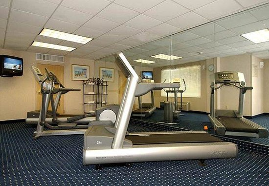 Dania Beach, FL: Fitness Center
