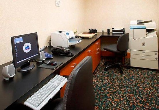 Fairfield Inn & Suites Des Moines West: Business Center