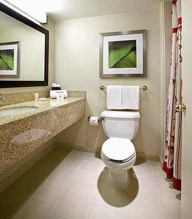 Parsippany, NJ: Suite Bathroom