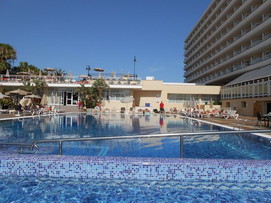 Riu ClubHotel Oliva Beach: pool