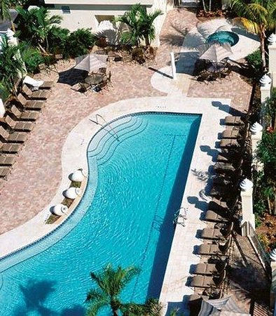 Plantation, FL: Outdoor Pool