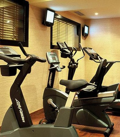 Renaissance Paris Vendome: Fitness Center