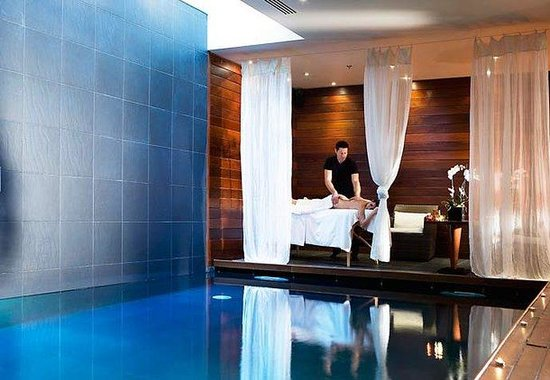 Renaissance Paris Vendome: Indoor Spa Pool